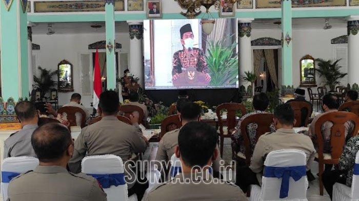 Sempat Ditunda, Pilkades Serentak Kabupaten Madiun Bakal Digelar 20 Desember 2021