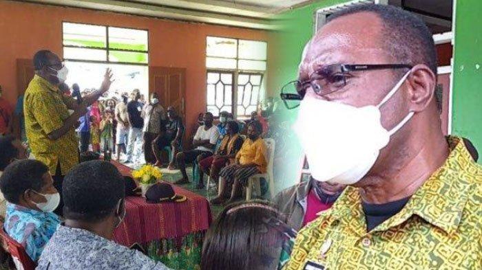 Biodata Bernard Sagrim, Bupati Maybrat yang Menantang Pihak Penyebar Isu Pelanggaran HAM di Kisor