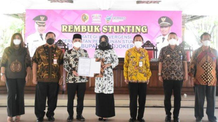 Kasus Stunting Capai 30,5 Persen di Kabupaten Mojokerto