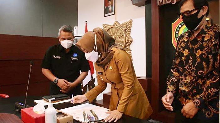 Peresmian Digital Center Kabupaten Mojokerto, Wujudkan SPBE & Transformasi Digital Berkelanjutan