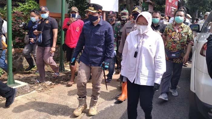 Guna Maksimalkan Koordinasi Penanganan Bencana Longsor, Bupati Nganjuk Berkantor di Kecamatan Ngetos