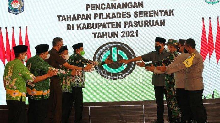 Pilkades Serentak di Kabupaten Pasuruan Digelar 3 November 2021, Ini Tahapannya