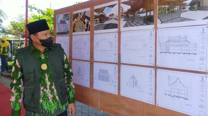 Bupati Pasuruan Irsyad Yusuf Pastikan Pembangunan 3 Kantor OPD Di Komplek Raci Bangil Dimulai