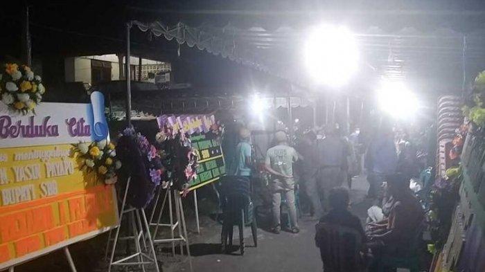 RAMAI Bupati Yasin Payapo Meninggal, Dimakamkan Tanpa Prokes Covid-19, Hanura: Akibat Maag