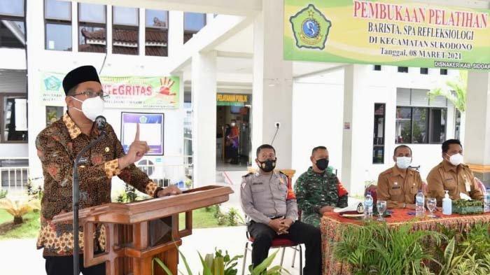 Pemkab Sidoarjo Genjot Program Pelatihan Kerja di Masing-masing Kecamatan guna Tekan Pengangguran