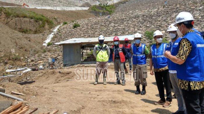 Bendungan Tugu Kabupaten Trenggalek Bisa Jadi Sumber Energi Listrik Baru-Terbarukan