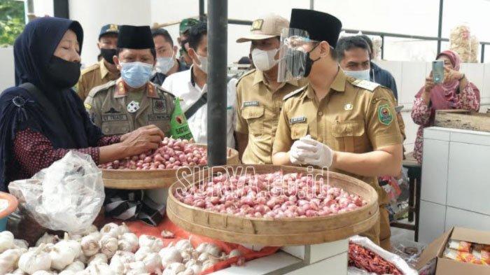 Awal Ramadan 2021, Stok Bahan Pangan di Kabupaten Trenggalek Terpantau Aman