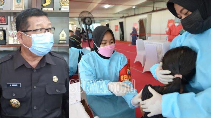 Kabupaten Tulungagung Masih PPKM Level 3, Terkendala Pencapaian Vaksinasi Covid-19