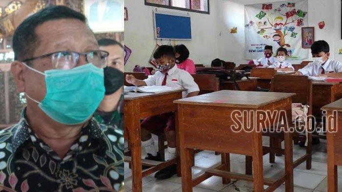 PTM Segera Digelar di Kabupaten Tulungagung, Masih Ada 17 Sekolah Jadi Isoter