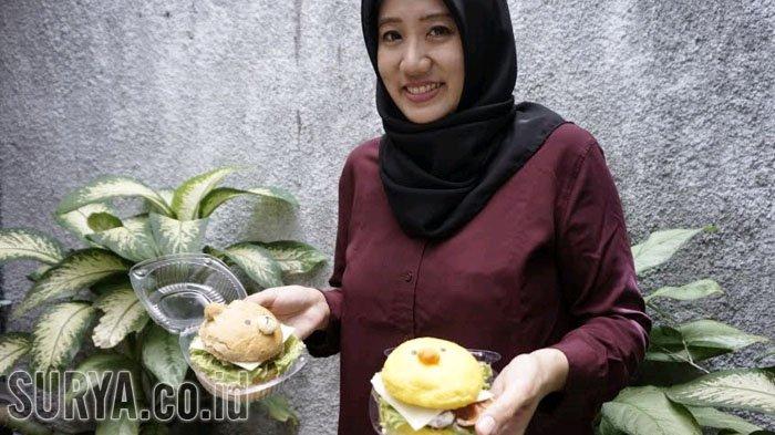 Roti Berkarakter Pilihan Kuliner Sambut Perayaan Imlek dan Valentine Day