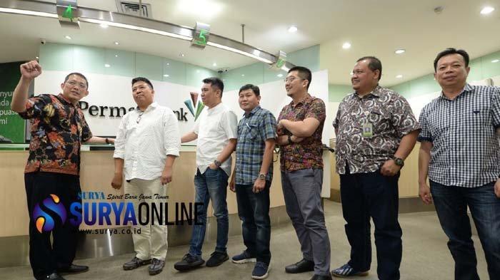 Gelar Burtok 2020 di Bank Permata Tunjungan Surabaya, Toyota Targetkan Penjualan 200 Unit Mobil