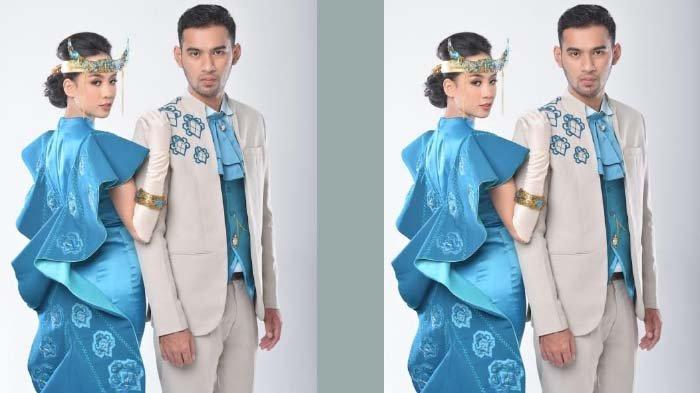Legenda Pantai Watu Maladong NTT dalam Busana Rancangan Dewi Suciningtyas