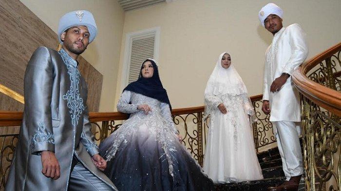 Terinspirasi Peradaban Islam, Laksmi Kenalkan Busana Wedding Syar'i