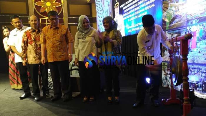 Undang Pengusaha Kadin Jatim, Bupati Lamongan Aktif Gaet Investor Lewat Business Meeting di Surabaya