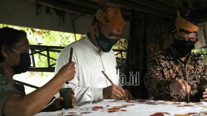 BHS Siapkan Sejumlah Program untuk Kembangkan Industri Batik di Kabupaten Sidoarjo