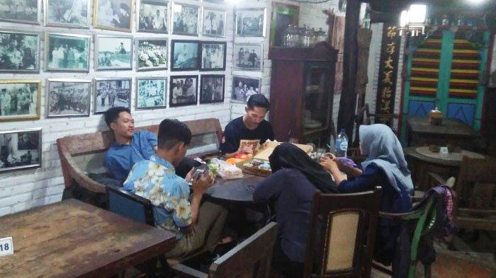 Cafe Loeminto, Pas di Kantong, Jujugan Remaja dan Mahasiswa karena Unik dan Nyaman
