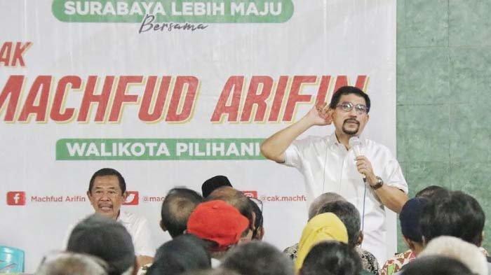 Cak Machfud Ingin Hidupkan Kembali Hiburan Rakyat di Surabaya yang Mati Suri