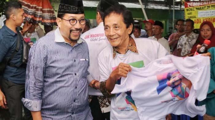 Bukan Kejar Jabatan, Cak Machfud Maju Pilwali Surabaya Tulus untuk Mengabdi