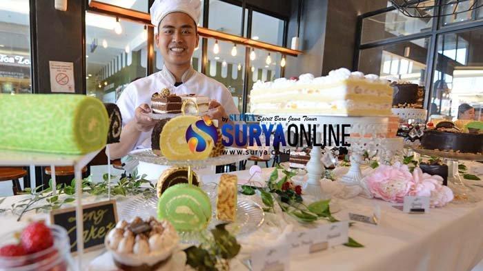 Galeri Foto Cakes Festival BreadTalk di Pakuwon Mall Surabaya