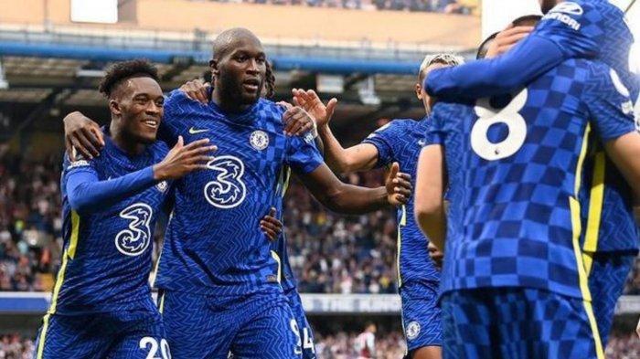 Callum Hudson Odoi saat membela Chelsea musim ini.