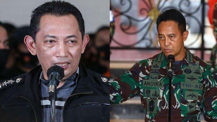 Calon Kapolri Komjen Listyo Sigit Disarankan Mencontoh Jenderal Andika Perkasa, ini 7 Catatan LPSK