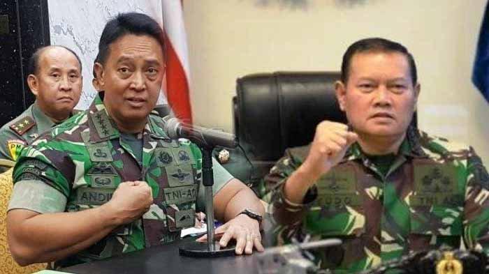 Istana Beri Update Calon Panglima TNI, ini Prediksi Soal Jenderal Andika Perkasa & KSAL Yudo Margono