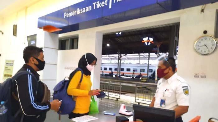 Selama PPKM, PT KAI Daop 7 kembali Sesuaikan Perjalanan KA Jarak Jauh dan Batalkan KA Lokal