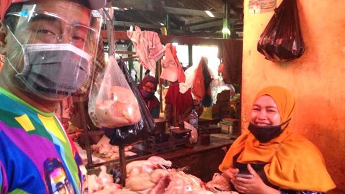 Pilwali Surabaya 2020: Gas Pol Bangun Pasar untuk Sejahterakan Warga Surabaya