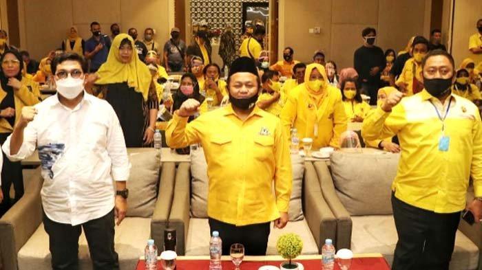 Musda, Golkar Nyatakan Solid Menangkan Machfud Arifin untuk Kota Surabaya