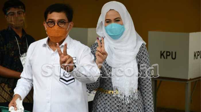 UPDATE Hasil Pilwali Surabaya 2020, MA-Mujiaman Menang di TPS Gubernur Khofifah di Jemurwonosari