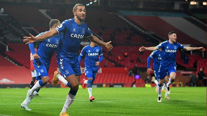 Hasil Man United vs Everton: Skor Akhir Imbang 3-3, The Toffees Samakan Kedudukan di Penghujung Laga