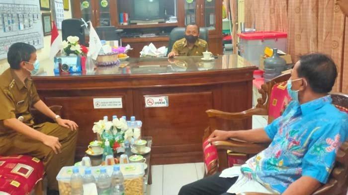 Tiru Jejak Cak Eri, Sejumlah Camat di Surabaya mulai Ngantor di Balai RW, ini Tujuannya