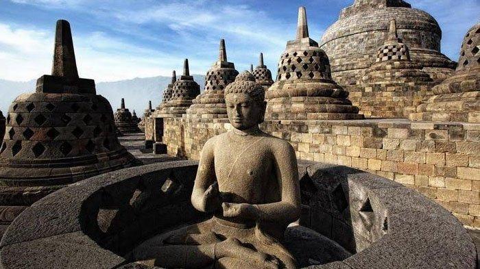 Wisatawan Candi Borobudur bakal Tak Bisa Naik Stupa, Aplikasi ini Bantu Lihat bagian Dalam Candi