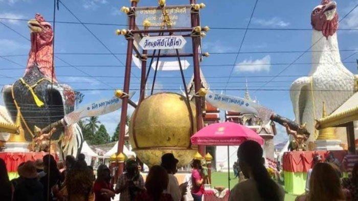 Chedi Ai-Khai, Candi Populer di Thailand, Wajib Dikunjungi Bagi yang Percaya Keberuntungan