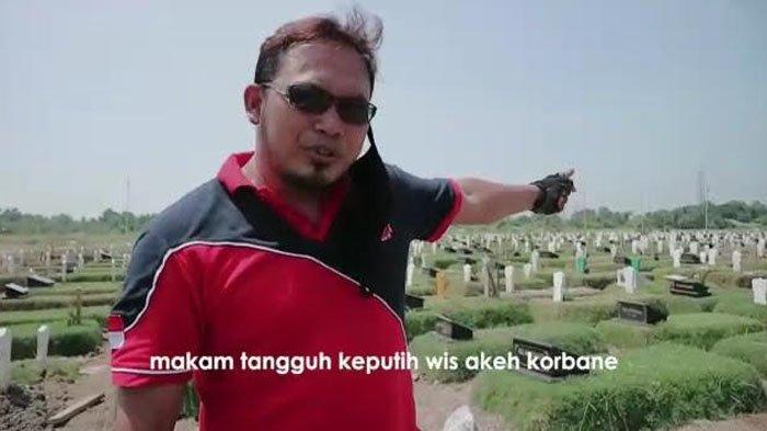 Cara Polisi Imbau Warga Tak Mudik Lebaran 2021, Pakai Video Berlatar Makam Korban Covid-19
