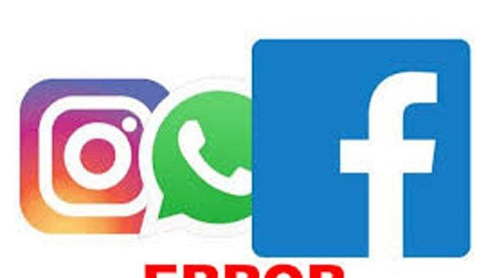 Facebook, Instagram, WhatsApp Down Bersamaan, Facebook Inc Minta Maaf & Beri Penjelasan via Twitter