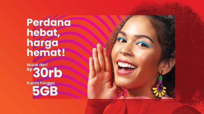 Cara Beli Kuota Telkomsel 5 GB Cuma Rp 30 Ribu, Ada Promo Paket Internet Murah 1 GB Cuma Rp 1500