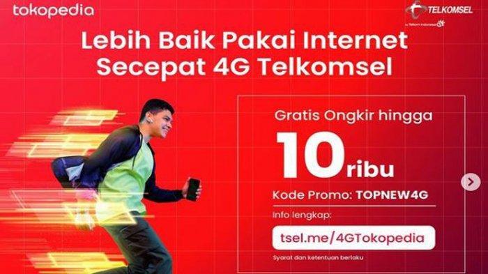 Cara Dapat Kuota Internet Gratis Telkomsel hingga 30GB di Bulan Ramadan 2021, Pakai Kode Voucher ini