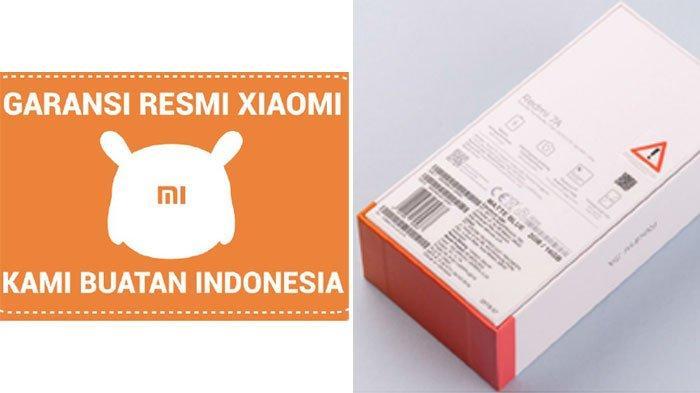 Cara Membedakan Hp Xiaomi yang Resmi dengan Black Market (BM) di Indonesia, Bukan Lagi Stiker TAM