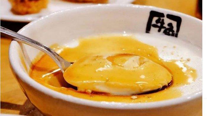 Cara Membuat Puding Susu Ala Jepang Gyu Kaku Yang Viral Di Tik Tok Sebelumnya Tren Dalgona Coffee Halaman All Surya