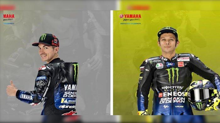 Undian Berhadiah Ketemu Langsung Rossi dan Vinales di Indonesia, Caranya Gampang!