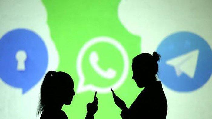 Cara Mudah di WhatsApp (WA) Tangkap Basah Pacar yang Suka Rahasiakan Chat