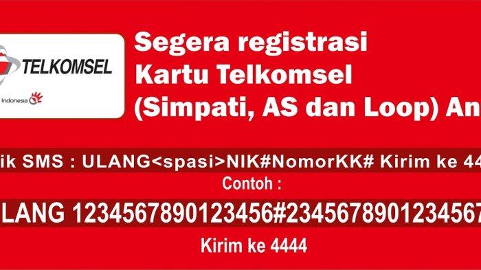 Blokir Total 1 Mei Ini Cara Registrasi Kartu Telkomsel Indosat Xl Smartfren Dan Axis Surya