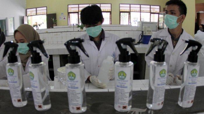 Cara Terbaru Membuat Hand Sanitizer Sendiri dengan Aroma Khusus, Cukup Siapkan 3 Bahan Utama Ini