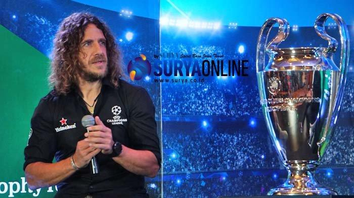 Carles Puyol Bagi Nostalgia 3 Kali Juara Liga Champions, Momen Lawan Tim Ini Tak Bisa Dilupakan