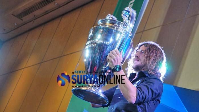 Selain Barcelona, Carles Puyol Sebut Tim Italia Ini Jadi Kandidat Kuat Juara Liga Champions 2019