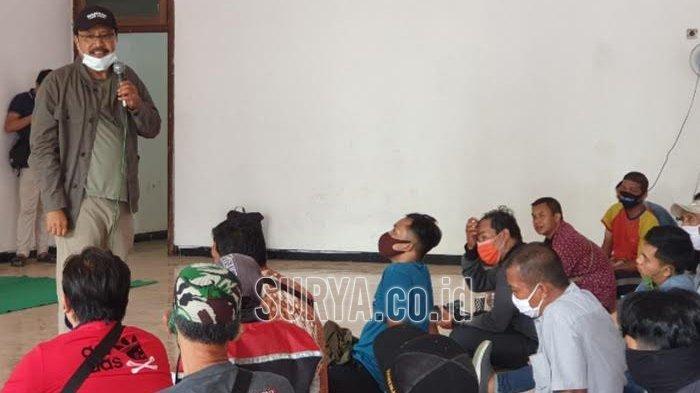 Pilwali Pasuruan 2020, Gus Ipul Jadikan Tukang Ojek City Guide di Kota Pasuruan