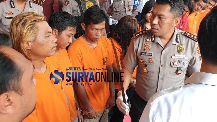 Cemburu, Pria Mojokerto Sewa Preman untuk Habisi Mahasiswa Brondong yang Diduga Selingkuhi Istrinya