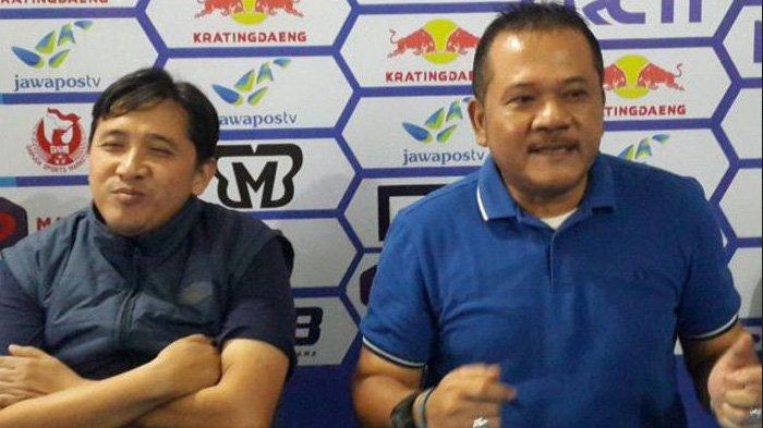 Arema FC DItuding Terlibat Skandal Pengaturan Skor, ini Kata CEO Agoes Soerjanto