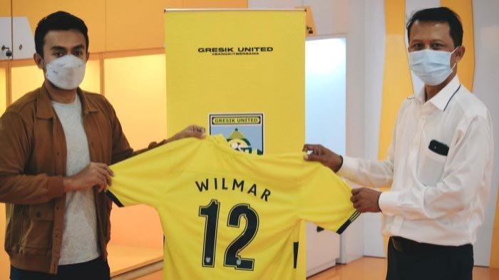 Wilmar Nabati Indonesia Resmi Jadi Donatur Gresik United